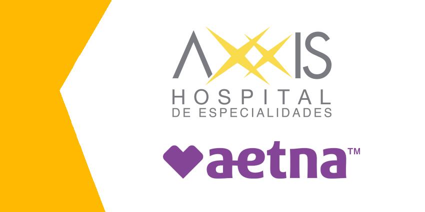 Axxis Hospital firma convenio con nueva aseguradora de salud internacional