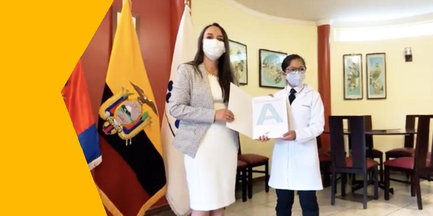 """Dr. Bistro obtiene calificación """"A"""" por su responsabilidad  y buenas prácticas durante la emergencia sanitaria"""