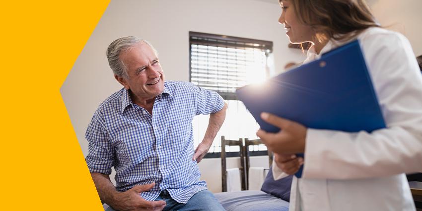 Axxis Hospital y Pan-American Life Compañía de Seguros juntos para tratar patologías de espalda.