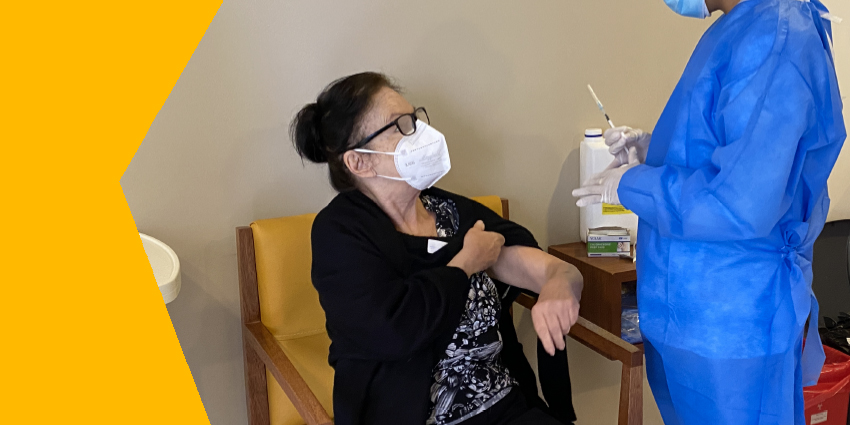 7.500 personas vacunadas contra la Covid 19 en Axxis Hospital.